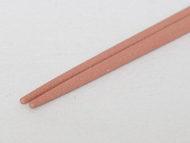 くつしたピンクの箸先の拡大画像