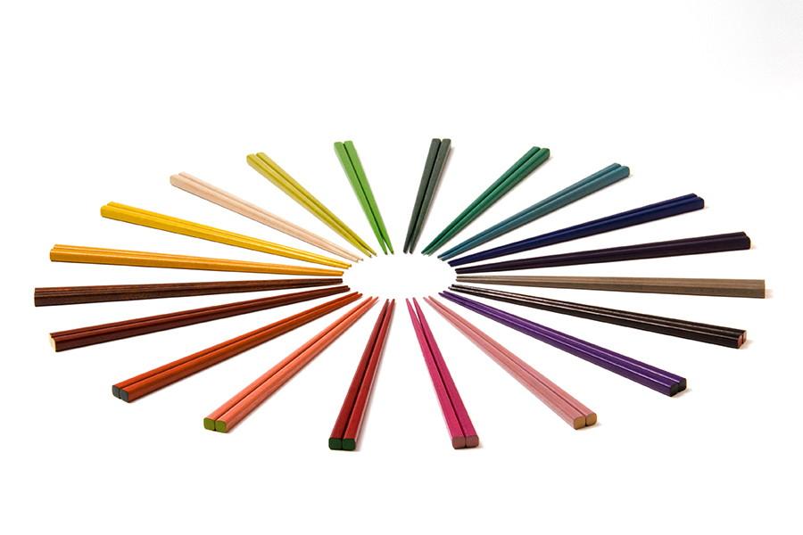 四季箸 全20色